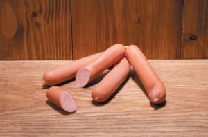 Jemné snídaňové párky mini