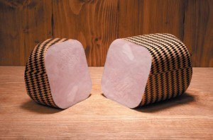 Šunka z krůtích prsou