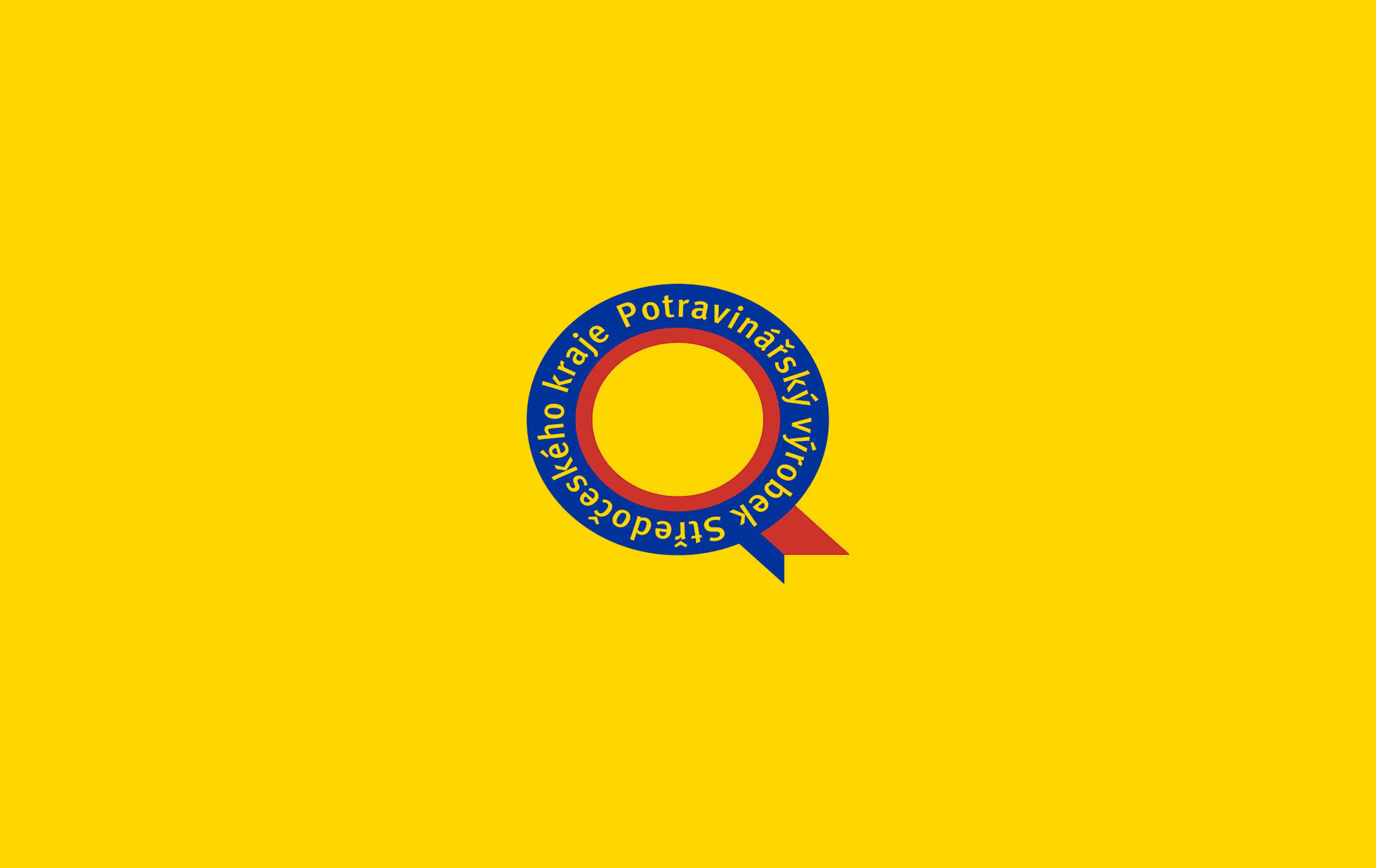 potravinářský výrobek středočeského kraje logo