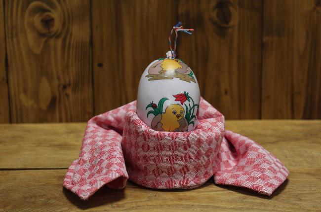 Velikonoční vejce - kuře