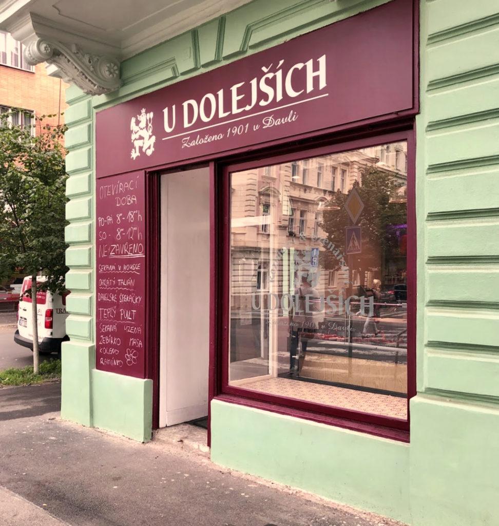 U Dolejších Praha